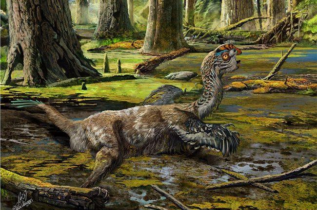 Тунтяньлун динозаврдың жаңа түрі