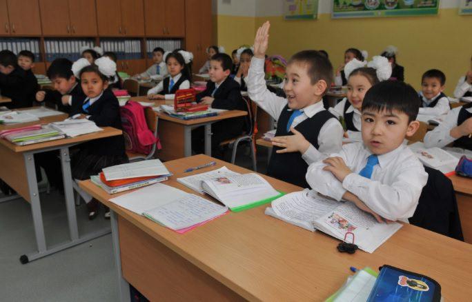Мектеп оқушылары дарынды балалар