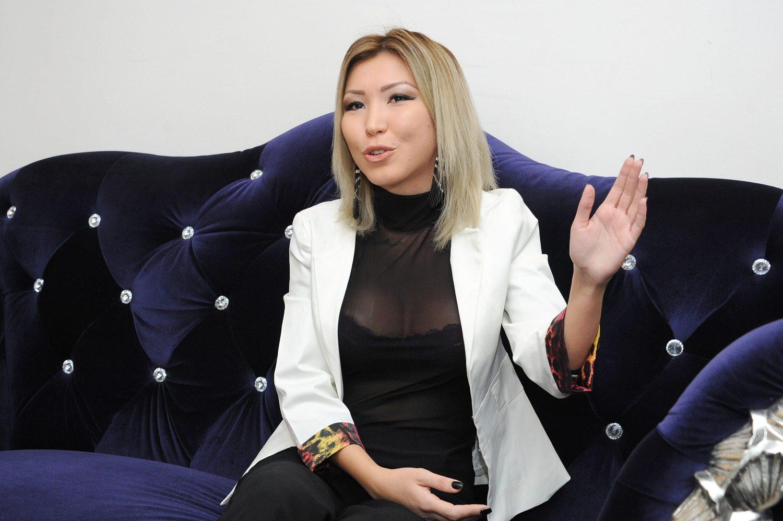 Әйгерім Сапарова, ASevent агенттігі