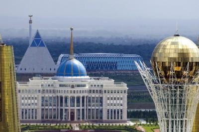 Астана, Байтерек