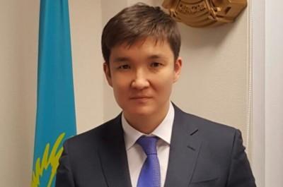 Арман Қайырбекұлы, ҚР қорғаныс және аэроғарыш министрлігі