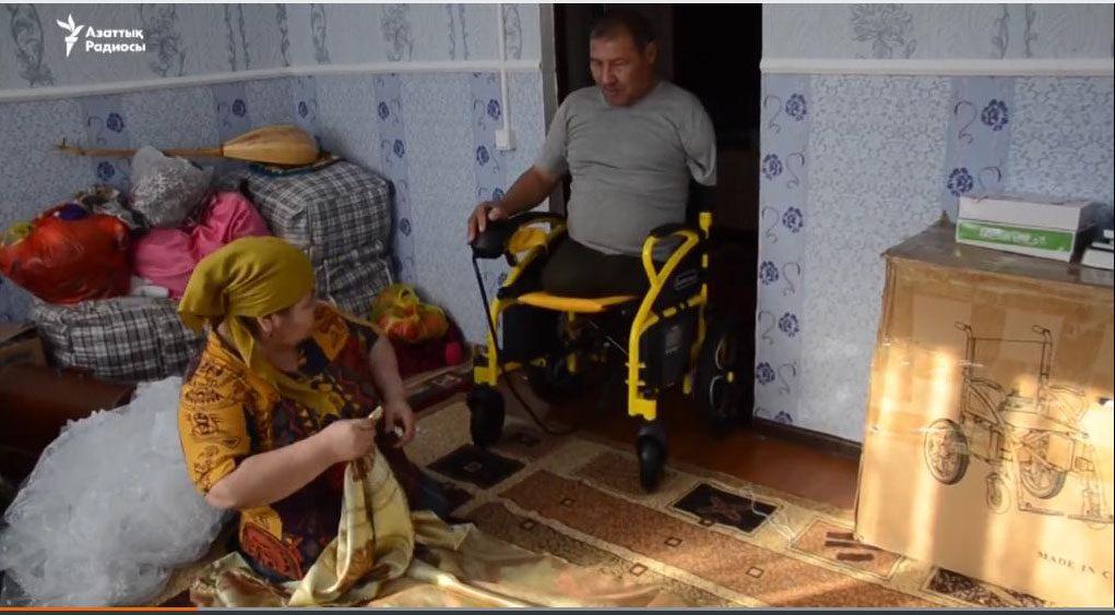 Бақытбек Сейітбаев пен Күләш Тілеуова, Қызылорда облысы, қайырымдылық