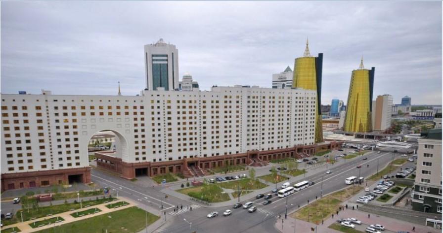 Астана қаласы Орынбор көшесі
