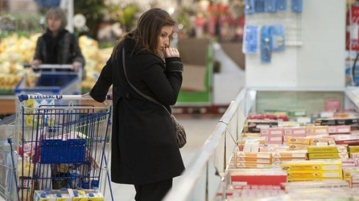 Азық-түлік бағасы, супермаркет