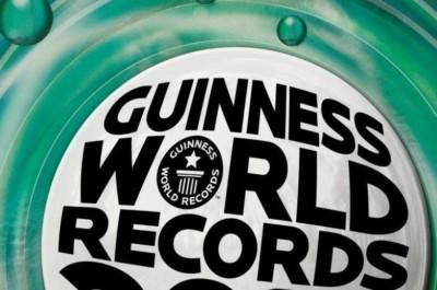 Гиннестің рекордтар кітабы