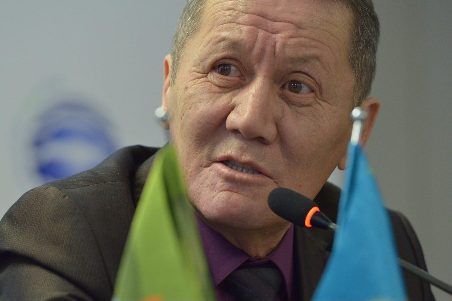 Марат Исекеев