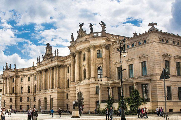 Гумбольдт атындағы Берлин университеті