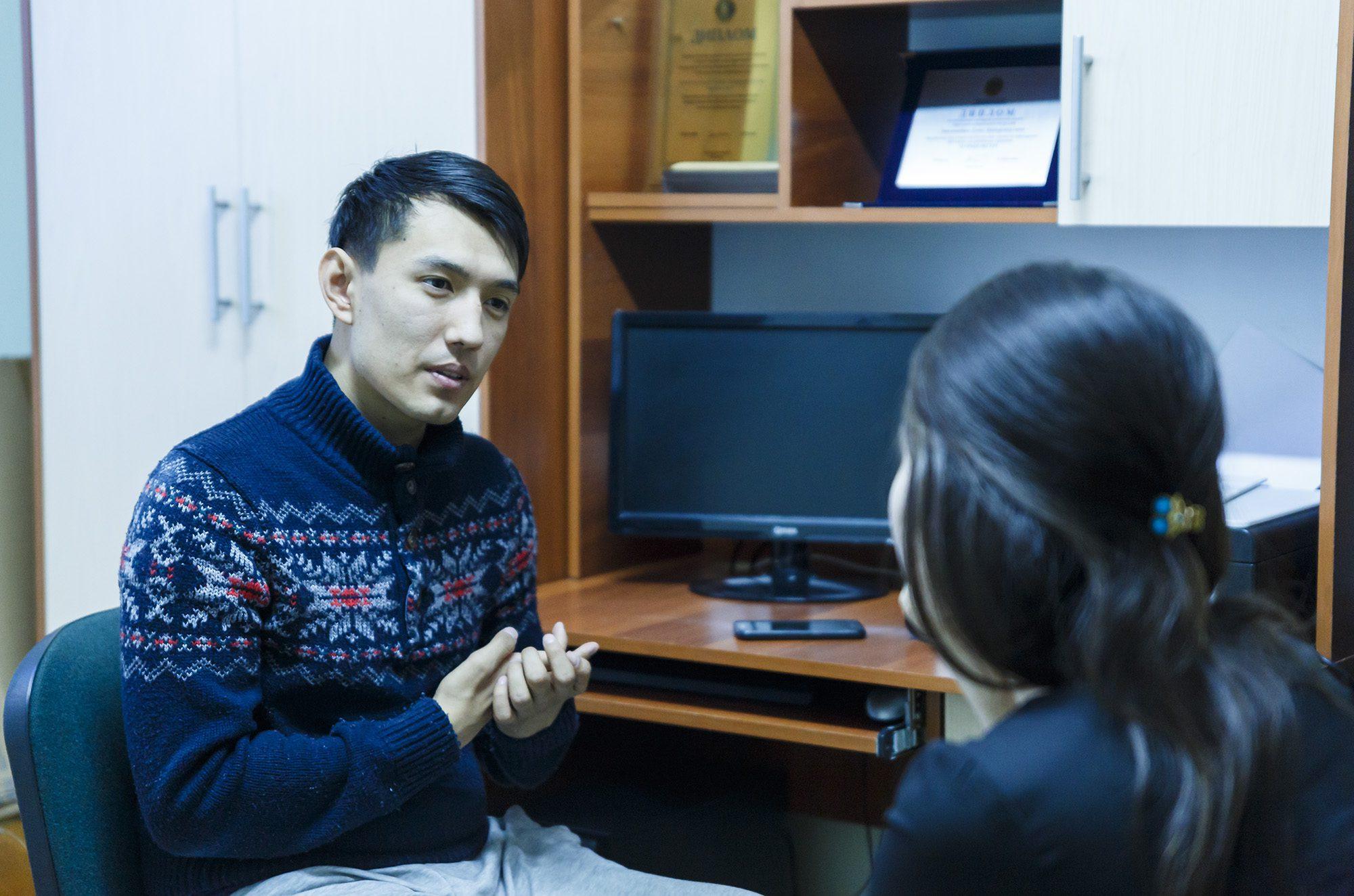 Елдос Баялышбаев, Асар реабилитациялық орталығы