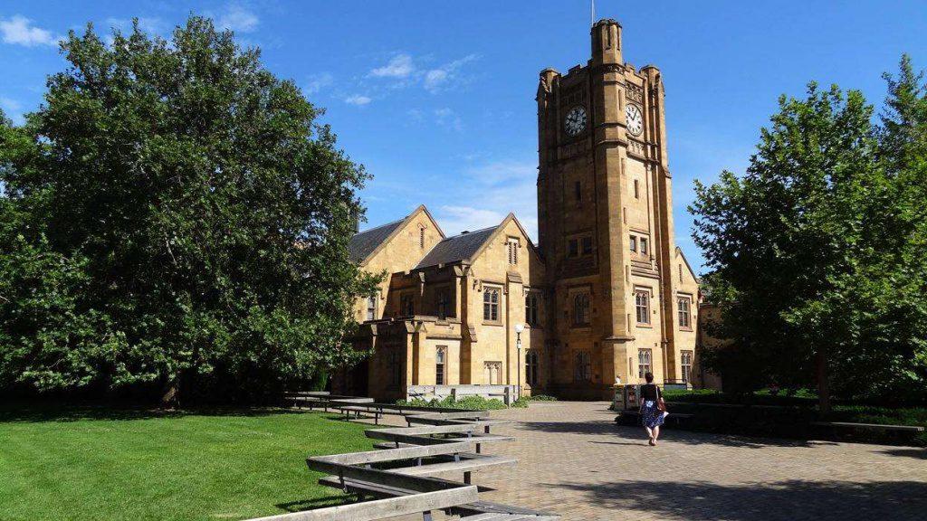 Мельбурн университеті
