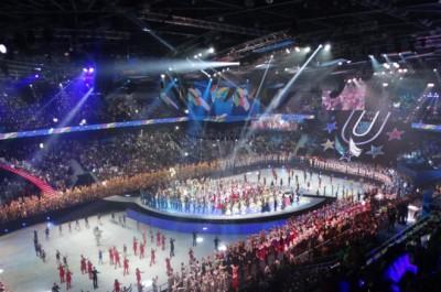 Универсиада-2017 Алматы