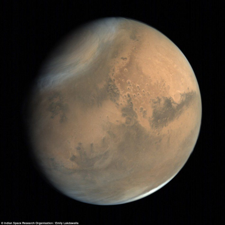 Марстың полярлық аймағы