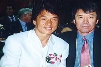 Джеки Чан, қазақ досы