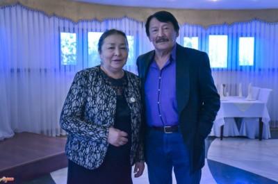 Құман Тастанбеков пен Меруерт Өтекешова