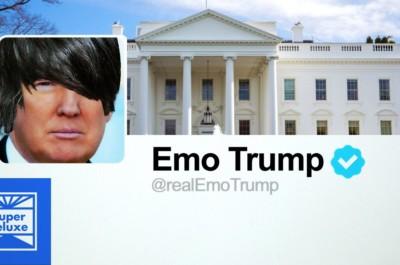 Дональд Трамп твиттер