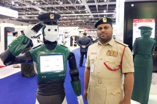 Робот-полицей