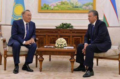 Өзбекстан Президенті Мирзиеев