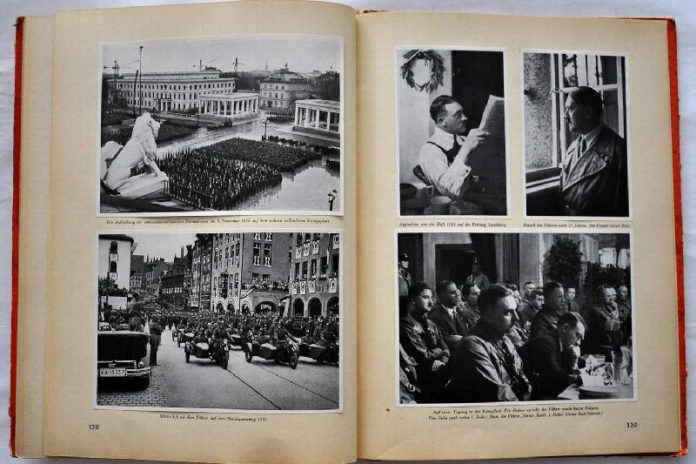Адольф Гитлер, фотоальбом