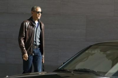 АҚШ-тың экс-президенті Барак Обама