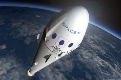 SpaceX зымыраны
