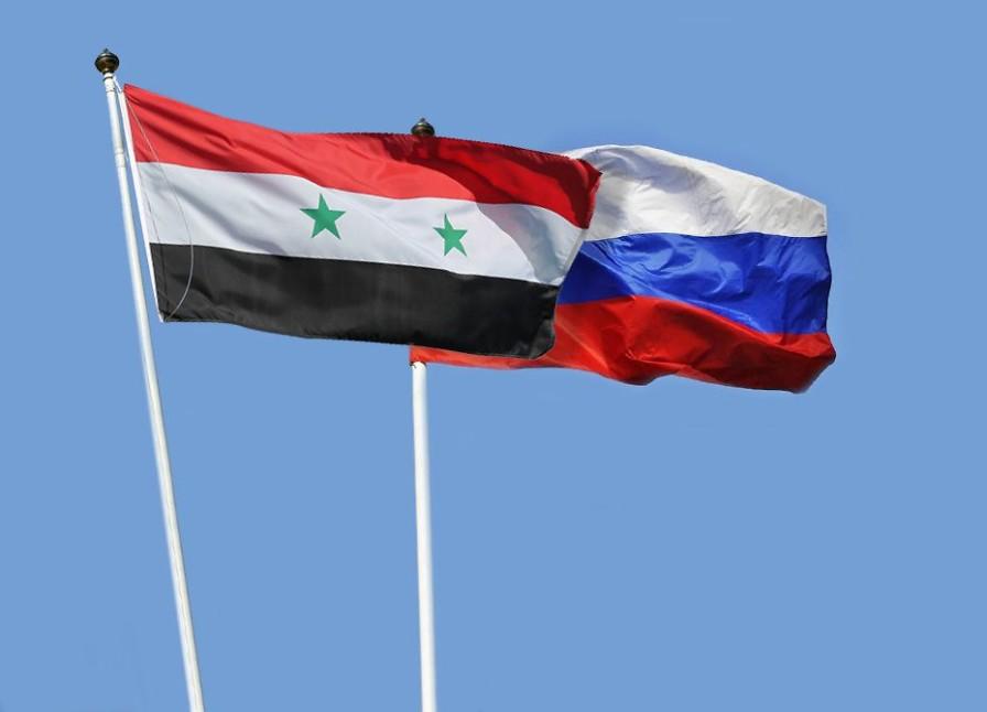 Сирия Ресей