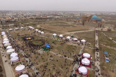 Түркістан Наурыз мерекесі