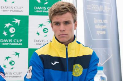 Теннисші Дмитрий Попко
