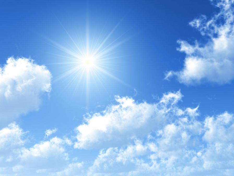 Ауа райы, күн ашық