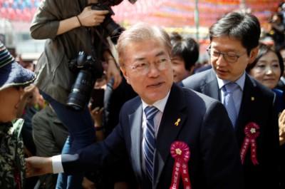 Оңтүстік Кореяның президенті Мун Чже Ин