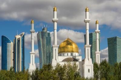 Астана қаласы Нұрастана