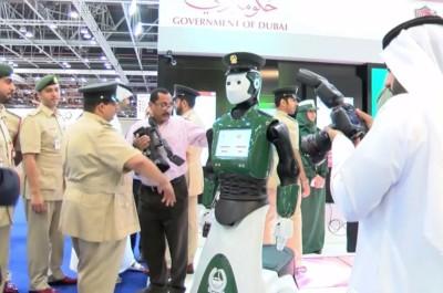 Полицей-робот