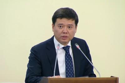 Әділет министрі Марат Бекетаев