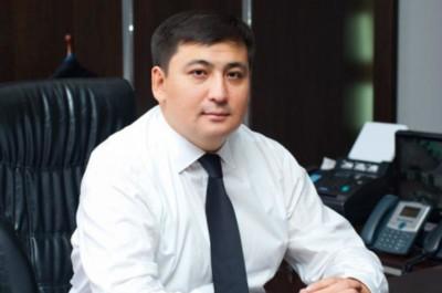 Жанат Түсіпбеков