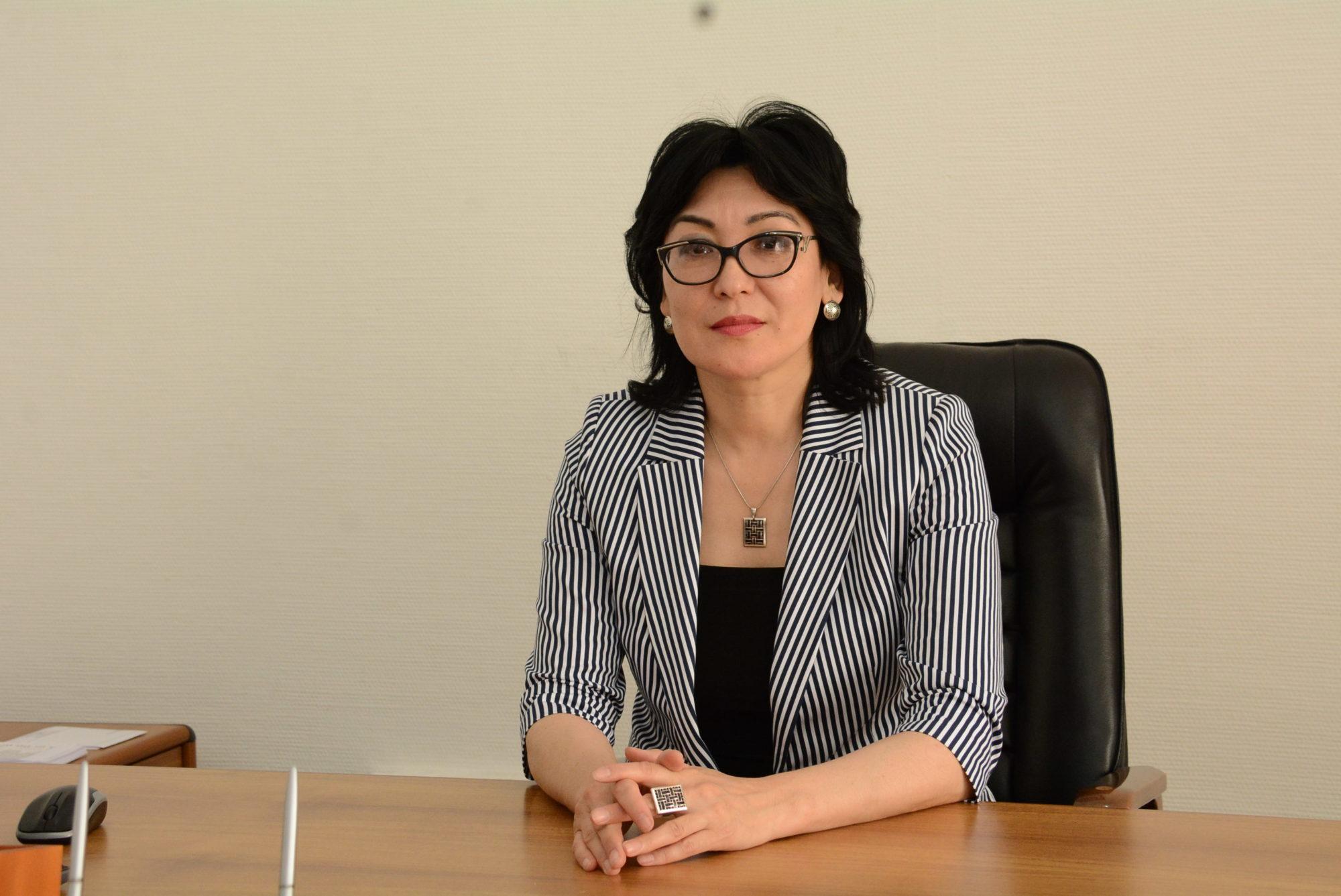 Айна Мысырәлімова