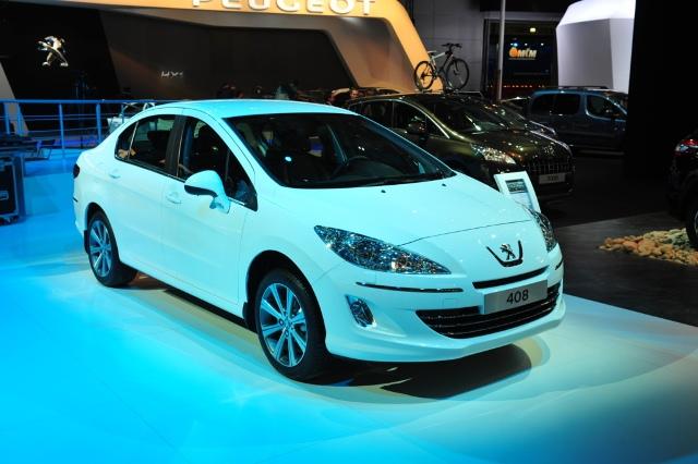 Peugeot экокөлігі