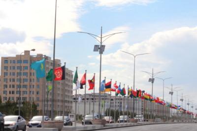 ЭКСПО-2017 EXPO Astana