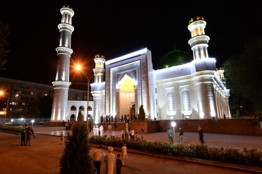 Алматы Орталық мешіт