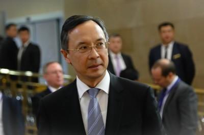ҚР Сыртқы істер министрі Қайрат Әбдірахманов