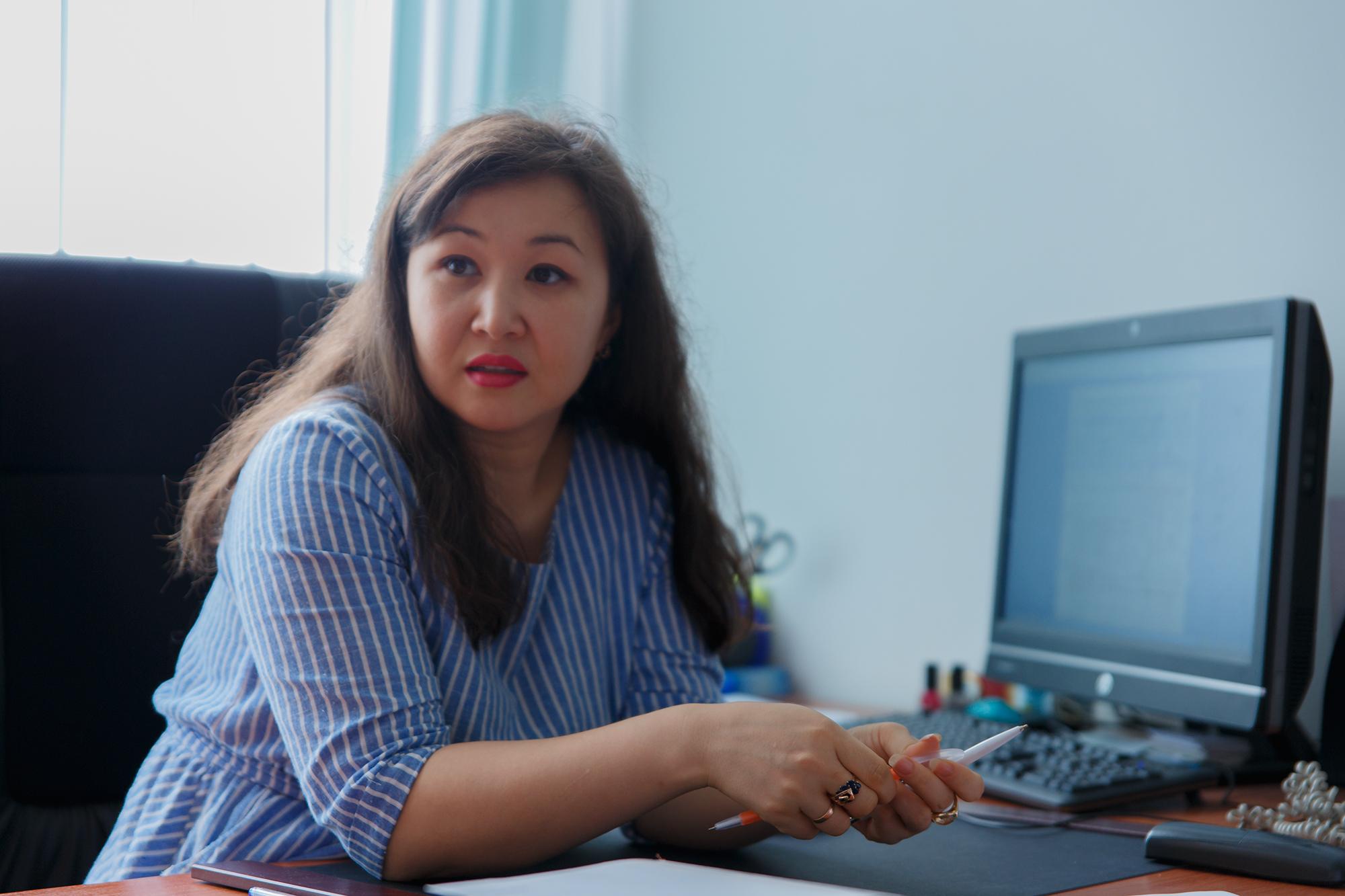 Аида Қыстаубаева