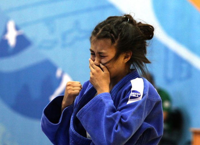 Меруерт Сәрсенова Балалар арасындағы Азия чемпионатында