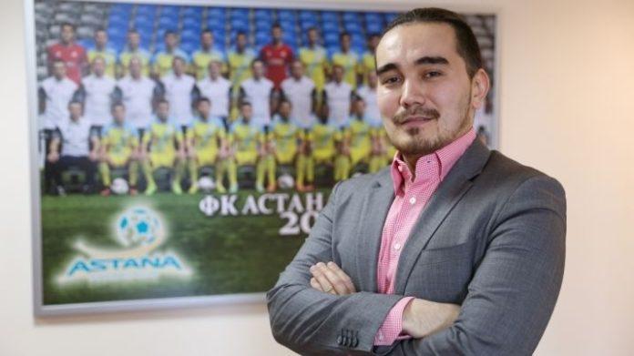 Қайсар Бекенов