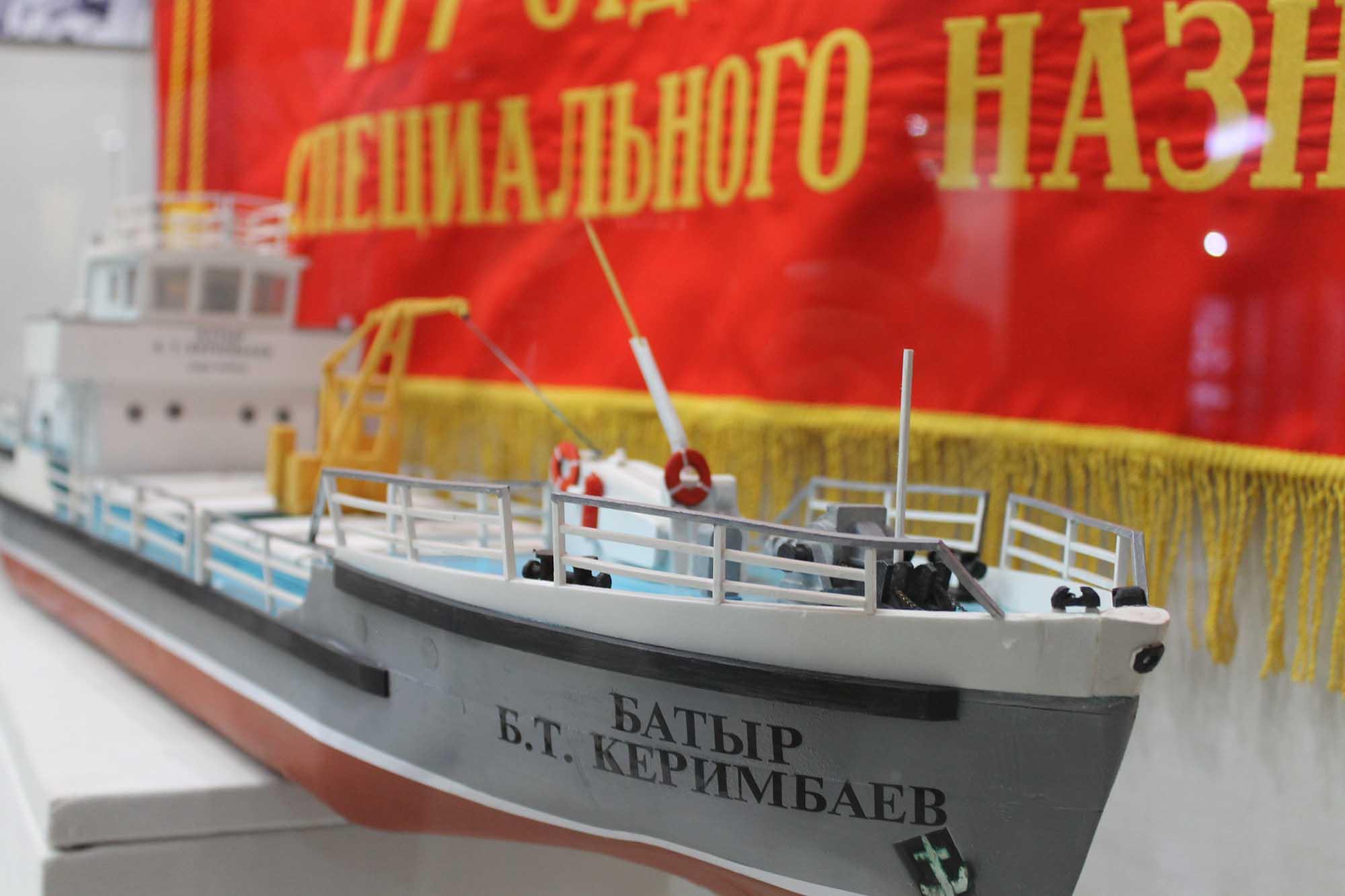 Батыр Б.Т. Керимбаев