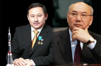 Талғат Мұсабаев пен Бақытжан Жұмағұлов