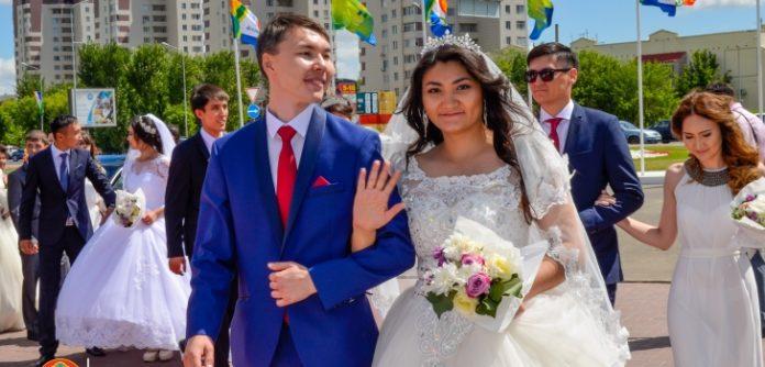 Астана күні жұп