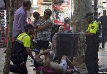 Барселонадағы теракт