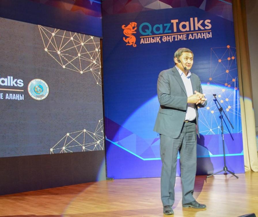 QazTalks