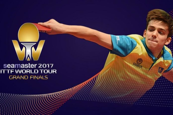 ITTF World Tour -2017 теннис
