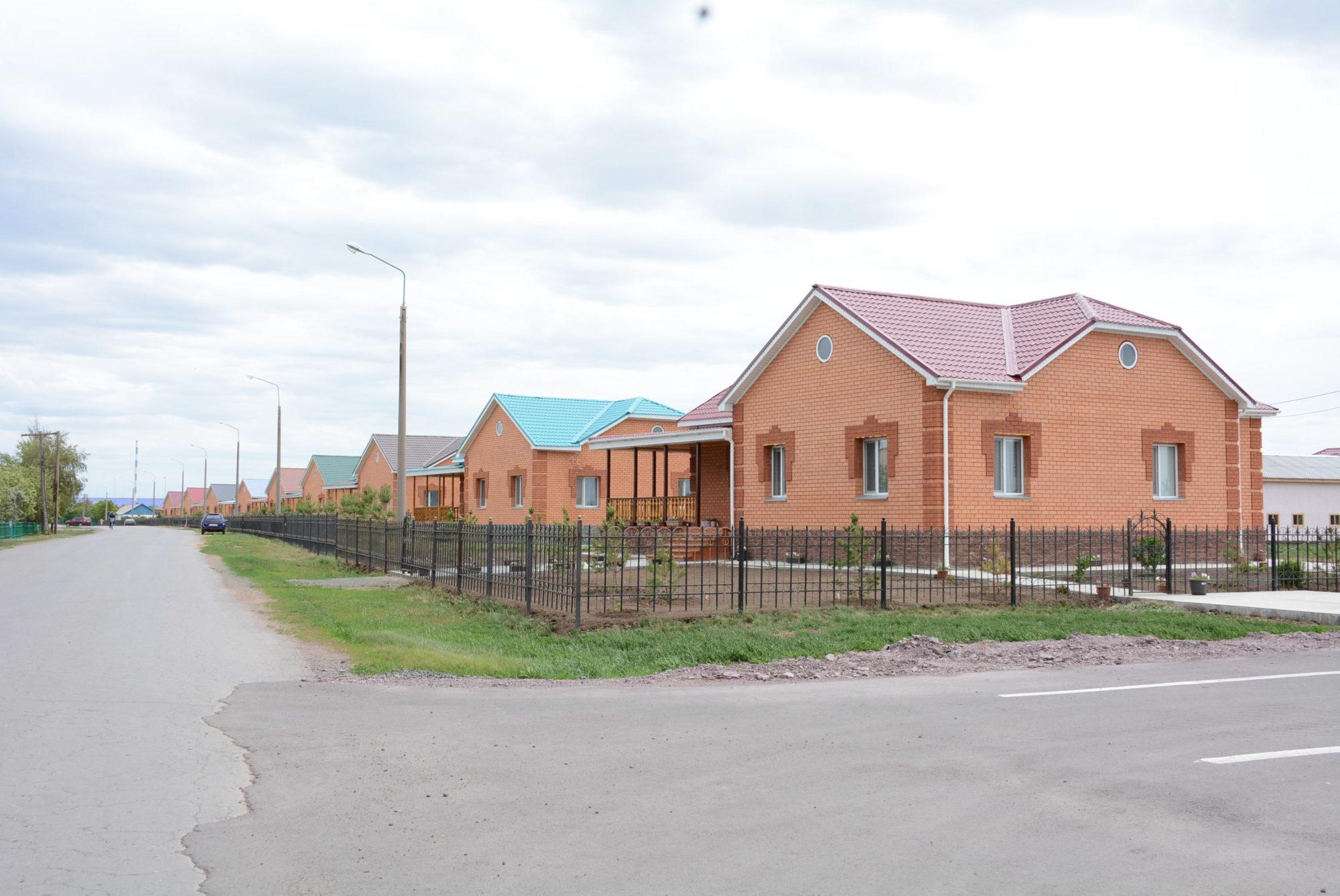 Ақмола облысы, Родина ауылы