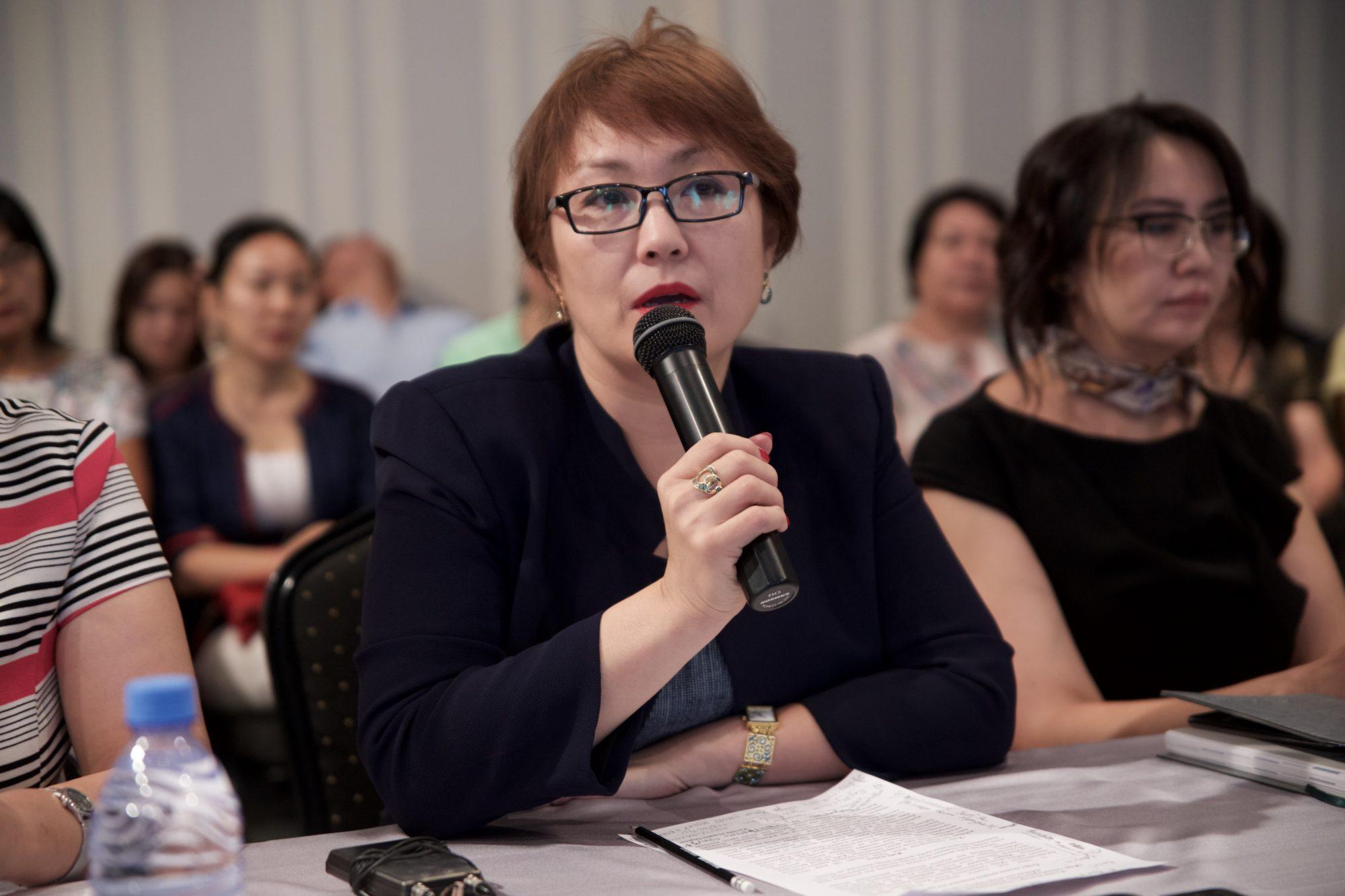 Әлия Масалимова