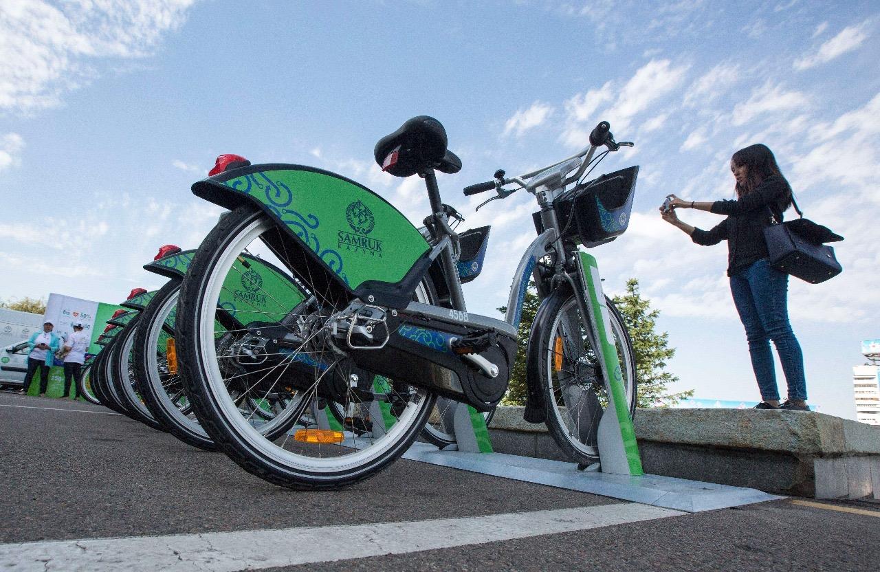 Almaty bike
