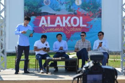 BlogCamp Alakol summer school
